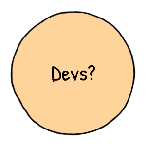 Ideal world of development