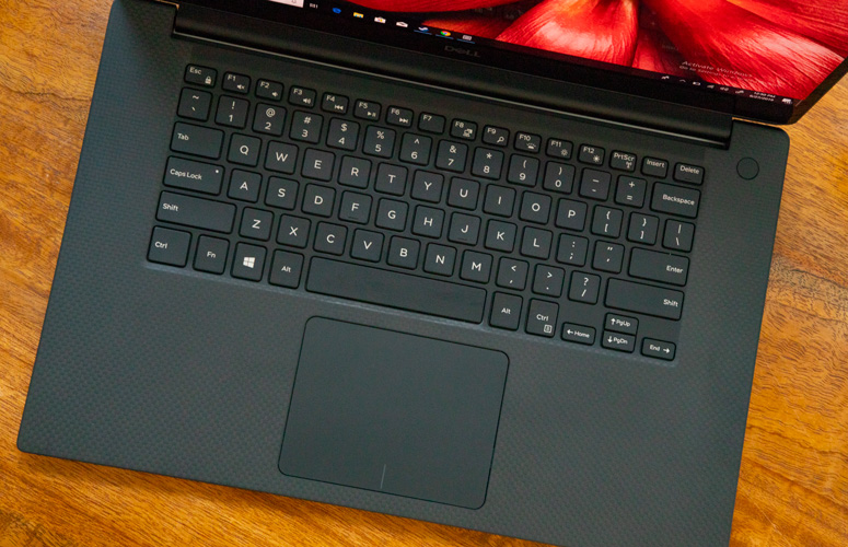 Dell XPS15 keyboard